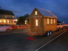 These are totally amazing tiny homes...900 sq ft or less!!! Most are less than 100 sq ft...awesome. Own a house on the cheap! Tumbleweed houses