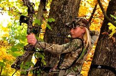 The Dime Pond Stand | Bowhunting.com Blog By Alli Armstrong