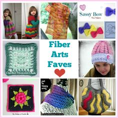 Get your yarn and food fix all in one place! It's time for this week's Friday Faves in Food and Fiber Arts!