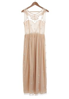 @Courtnie Scott Ethereal Girl Dress, #ModCloth Bridesmaid Dress? They don't have my size though