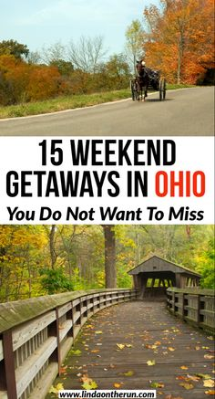 15 weekend getaways in Ohio  Things to do and interesting places in visit in Ohio  What to do for a weekend getaway in Ohio  United States  Travel #ohio #usatravel #travel Usa Travel Guide, Travel Usa, Travel Tips, Travel Advice, Travel Guides, Cool Places To Visit, Places To Travel, Travel Destinations, Us Road Trip