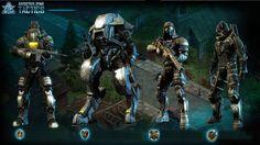Affected Zone Tactics April Screenshot
