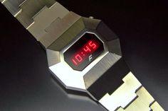 Fairchild LED Digital Wristwatches, Clocks, Electric, Led, Digital, Gallery, Rings, Vintage