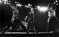 The Clash, '79 by Bob Gruen