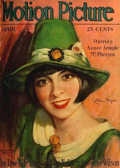 Colleen Moore, Motion Picture Magazine, April 1929 | Flickr - Photo Sharing!