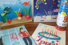 free printables! Make a scene with Wikki Stix! Keep the kids happy, busy and mess-free!
