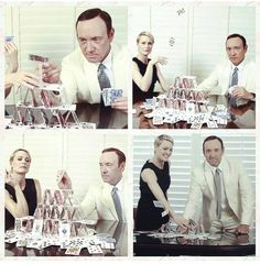 House of Cards Kevin Spacey, Robin Wright