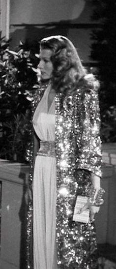 "Rita Hayworth in ""Gilda"" 1946. R.Hayworth`s gowns by Jean Louis."