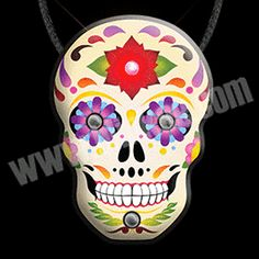 Day-of-the-Dead-Skull.gif (265×265)