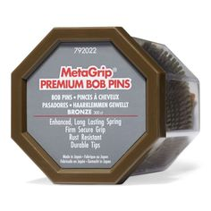 Meta Grip 300 Count Premium Bobby Pins