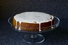 pina colada cake by smitten, via Flickr
