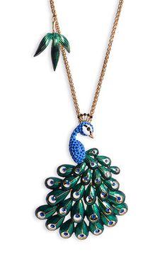 betsey johnson pendant necklace!!!