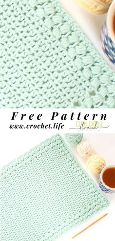 These 3 Easy Crochet Placemat Patterns are so fun, you can make an easy placemat in no time for a gift or to dress-up your own table! Crochet Placemat Patterns, Crochet Potholders, Crochet Chart, Crochet Birds, Crochet Animals, Quick Crochet, Crochet Home, Crochet Granny Square Afghan, Granny Squares