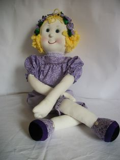 Boneca Pernuda