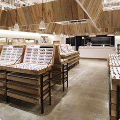 #zienrs Opticians Store Design | Retail Design | Shop Design |