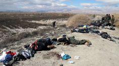 2014 - 26 de Febrero - Siria: Emboscada del ejército mata a más de 175 rebeldes - El ataque contra las filas insurgentes,e integradas por yihadistas e islamistas, se produjo cerca de Damasco