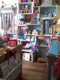 Beautiful shop in Southwell, Nottingham