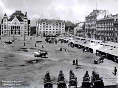 Helsinki railway station (1909)