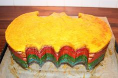Rezept Batman-Kuchen | Das süße Leben