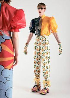 Feast or Famine - Motoguo Queer Fashion, Androgynous Fashion, Fashion Outfits, Androgyny, Outfits With Hats, Cute Outfits, Colourful Outfits, Custom Clothes, Editorial Fashion