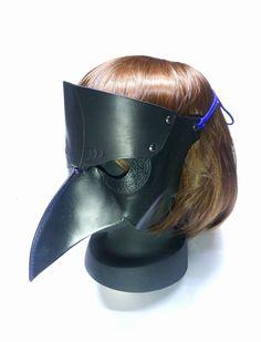 鴉マスク 黒 和 astrojet