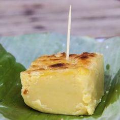 Flan à la banane (recette avec blancs d'oeufs )