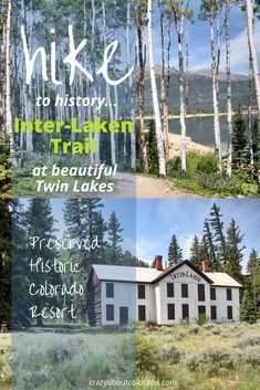 INTER-LAKEN TRAIL | Crazy About Colorado