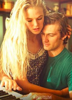 Gabriella Wilde ♥ Alex Pettyer ♥ Endless Love