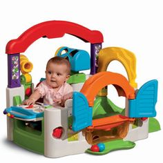 suppposedly this is the number 1 toy for children 6months -- DiscoverSounds® Activity Garden from #littletikes - $79.99