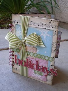 December Daily - holiday album for each day in December by Gabrielle Beck