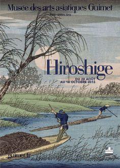 Hiroshige, 28 août - 14 octobre 2013, Musée Guimet, Paris