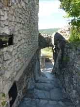 """Stay at Château de Trigance,  """"Medieval stage"""".  Medieval Stage including the room, the diners with choice à la carte and the breakfasts, in gorgeous medieval sceneries. The panoramic view from the castle is breathtaking, the little village of Trigance  simply beautiful."""