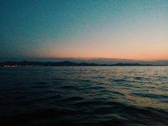 Sunset ☀ Croatia-Zadar ❤