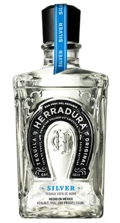 Herradura Silver This smooth, clean tequila is aged for 45 days to add a hint of color and oak to its tangy citrus character, which brings more agave flavor and unparalleled pleasure to a margarita. Color: Light straw Aroma: Green and cooked agave with herbal and slightly woody notes Taste: Agave, woody notes and slightly citric flavor Finish: Smooth, clean and warming Age: 45 days Alcohol Content: 40% ~ at Las Alamedas Mexican Restaurant Katy, TX
