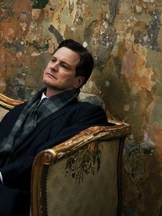 Colin Firth in The King's Speech Colin Firth, King's Speech, Karl Urban, Cinema Film, George Vi, Kingsman, Mans World, Tom Welling, Cute Creatures