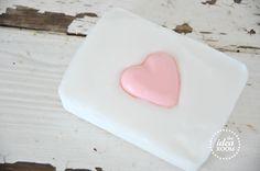 handmade soap..love this!