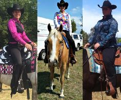 Windsong Western Show Apparel proudly presents CHAMP PANTS, the innovative alternative to traditional western chaps! DITCH THE CHAPS...KEEP THE LOOK! CHAMP PANTS are the perfect finishing touch to your western horse show outfit. Match a pair to any western show jacket. www.champpants.com