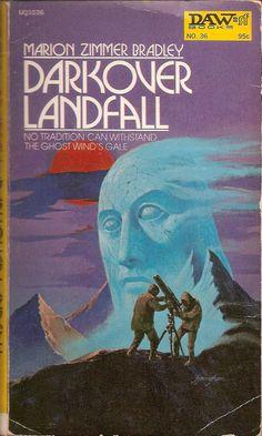 Darkover Landfall - Marion Zimmer Bradley, cover by Jack Gaughan