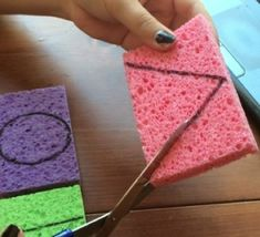 Easy Activity for Following Directions: Therapy on a Shoestring BudgetDirections: Therapy on a Shoestring Budget