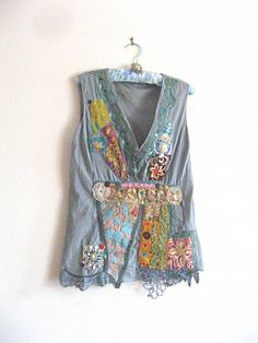 fun recycled top from all things pretty