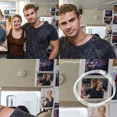I spy with my little eye some Sheo picssss