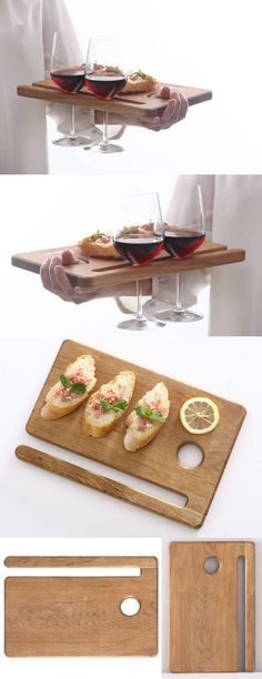 Wooden Wine Glass Holder fruit cake snack vegetable Serving tray plate, really like this wooden fruit cake snack vegetable Serving tray plate With Handles for party idea,Can be used as a Mug Holder office Desk Stationery Organizer Tray,food pizza tray plate ,quick & easy using wooden cake snack fruit pan,simple yet effective.