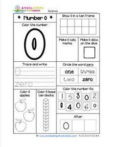 Image result for learning zero kindergarten | Kindergarten ...