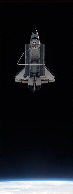 Atlantis in Space, el hombre ha llegado al espacio y hasta la fecha ni rastro de dios.