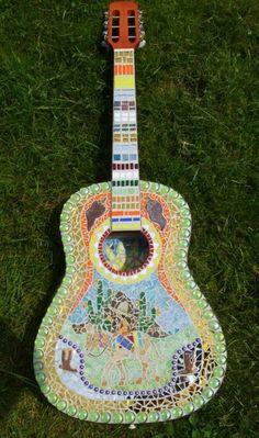 Is it wrong to want to do this to my guitar?  I only know 4 chords so it's not like I'll miss it...