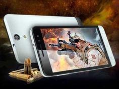 One more mobile phone has taken entry in the words of Smartphone's and this new phone is by Xolo hat is Xolo Play 8x 1100. After the launch of Play 8x 1100 earlier this month Xolo has launched one another gaming smart phone Xolo Play 8×1100. Specialized for gamers, this phone is powered by1.7 GHz coat core processor along with 700 MHz Mali 450 GPU and has RAM of 2 GB. It also sports a gyroscope for 6 axis motion which will give HD gaming experience. This phone runs on android v4.4 kitkat ...