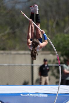 Pole Vaulting Case Western Reserve University Record Holder
