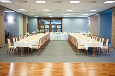 dill kosicka - aj ubytko Conference Room, Table, Furniture, Home Decor, Decoration Home, Room Decor, Meeting Rooms, Tables, Home Furnishings
