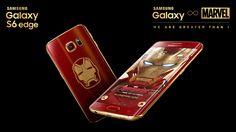 Iron Man Galaxy S6 Edge Satışa Sunuluyor