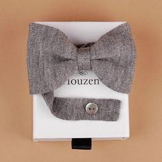 Kitsune x Flouzen Bow tie